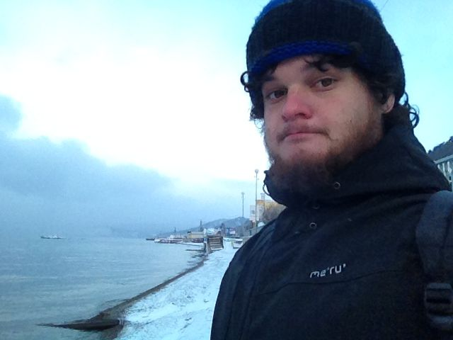 El magnifico y caluroso Lago Baikal.